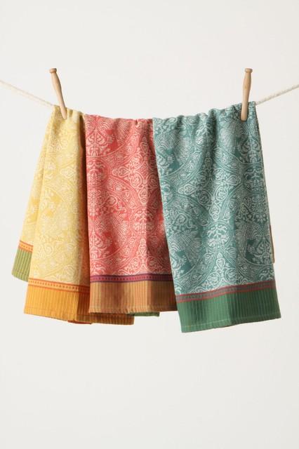 Designer Kitchen Towels - Kitchen Design Ideas